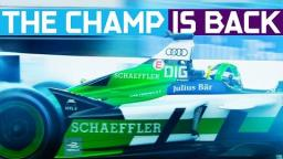 Is Lucas Di Grassi The Most In-Form Driver In Formula E? | ABB FIA Formula E Championship
