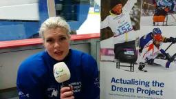 World Para Ice Hockey: Meet Lena Schroder