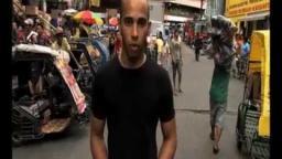 Soccer Aid 2012: Lewis Hamilton in Manila