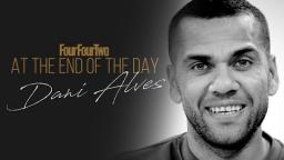 """Dani Alves   """"I'd like to be a Formula 1 driver!""""   At the End of the Day"""